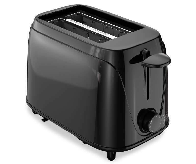 Black & Decker 2-Slice Toaster , New Brand