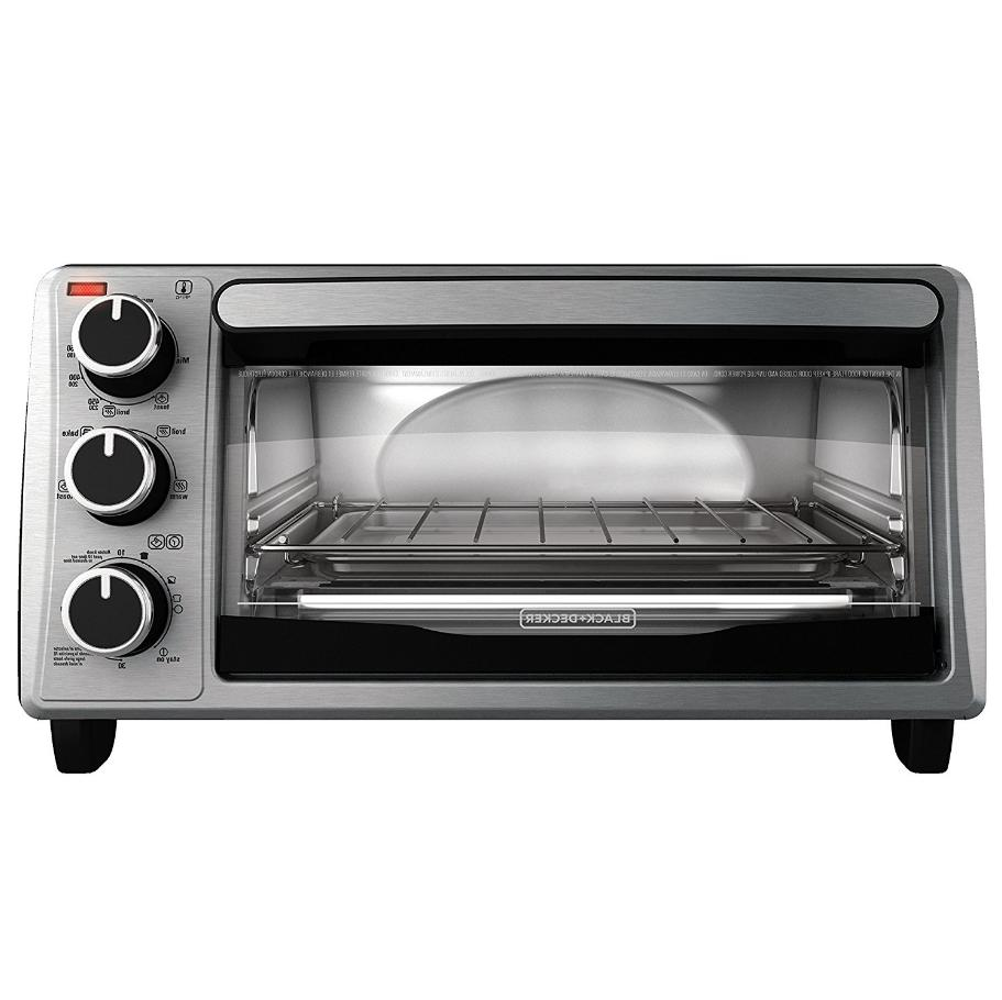 black and decker electric kitchen broil toaster