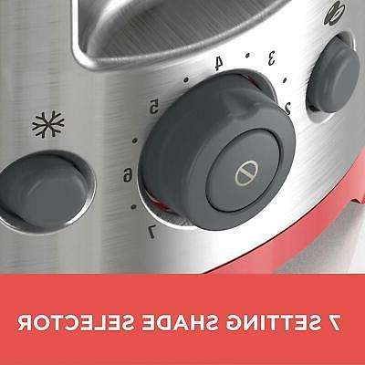 BLACK+DECKER Toaster, Red, TR1278RM