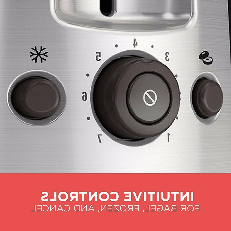 BLACK+DECKER Toaster, black