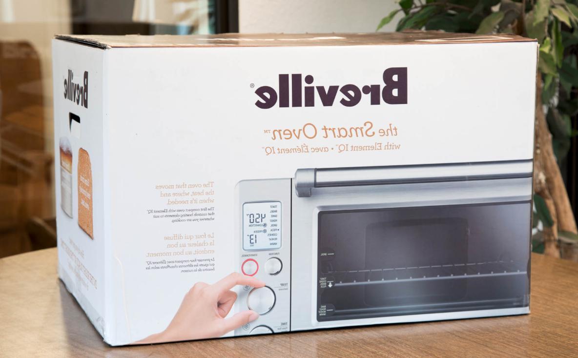 Breville Bov800xl Smart Oven 1800 Watt Convection Toaster