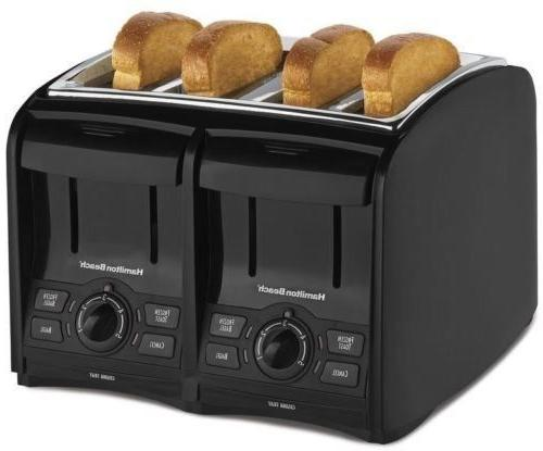 Bread Toaster Kitchen Crumb Tray Home Electric Toast Automat