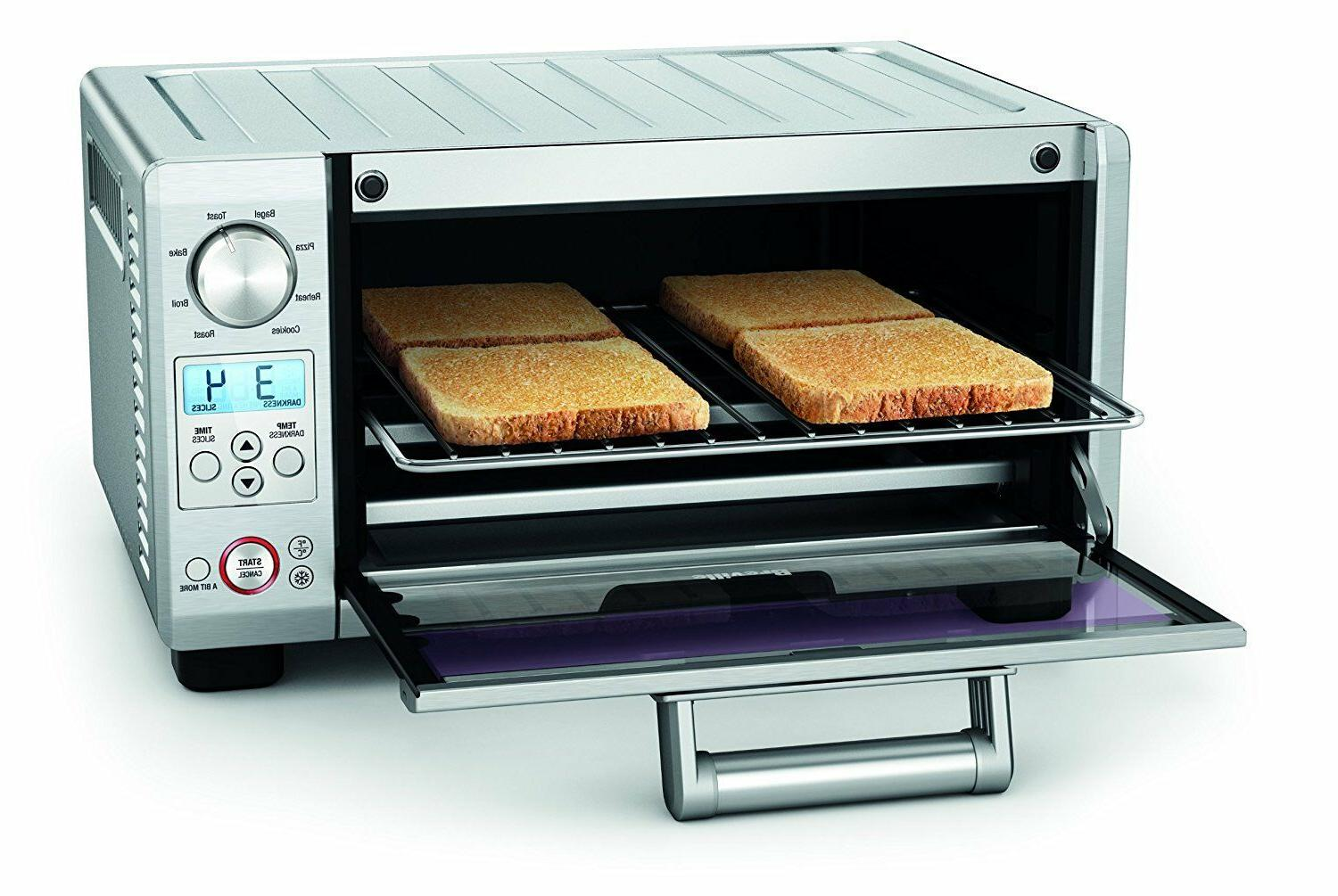 commercial electric convection oven cooking pizza toaster