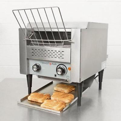 """Commercial Restaurant Kitchen Conveyor Toaster with 3"""" Openi"""