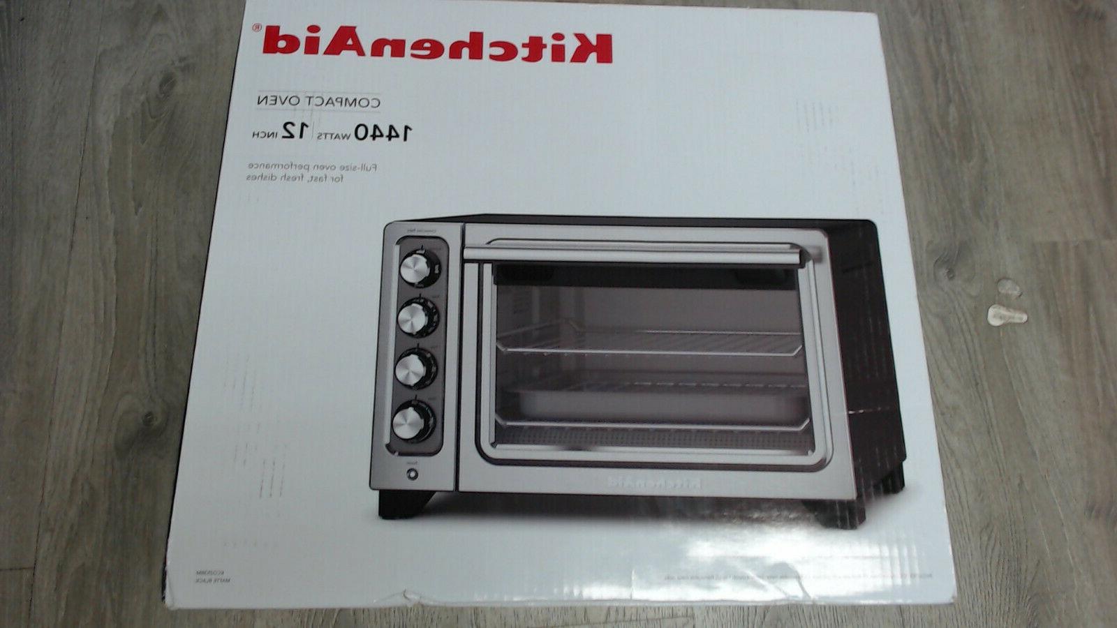 Kitchenaid 174 Compact Oven Kco253