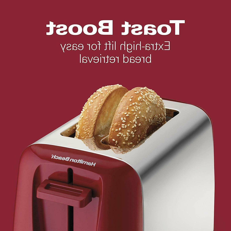 Hamilton Cool 2-Slice Toaster, &