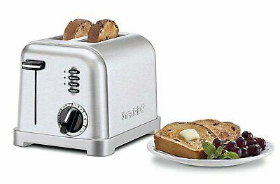 Cuisinart 2-Slice Toaster,