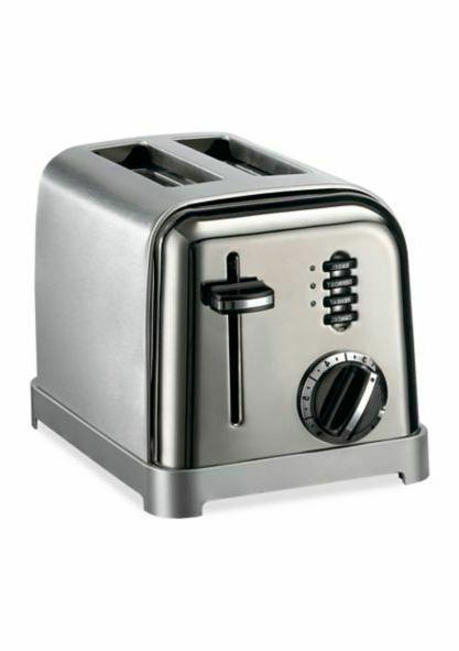 cpt 160p1 metal classic 2 slice toaster