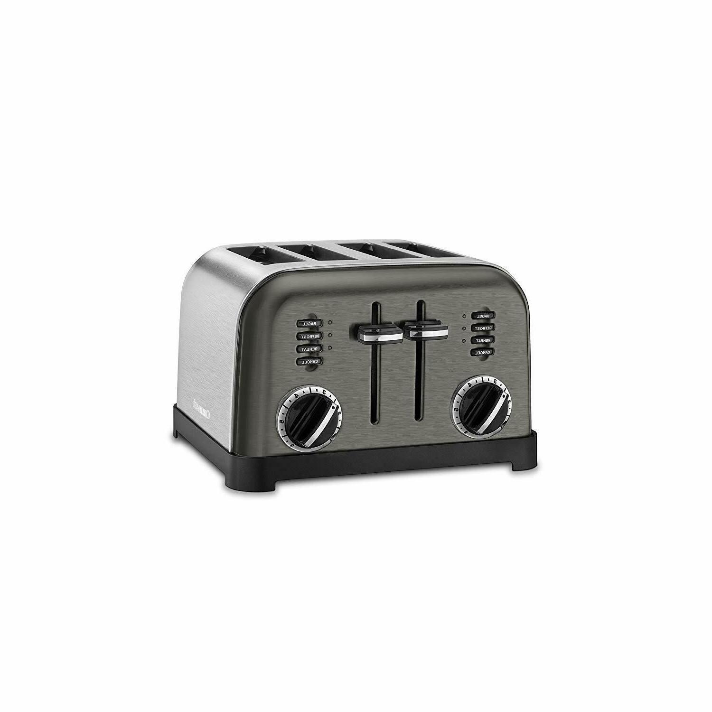 Cuisinart Metal Classic Toaster, 4-Slice,