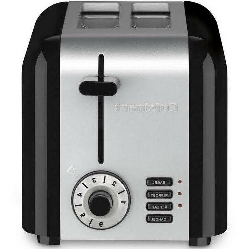 Cuisinart CPT-320 2-Slice Toaster - Stainless Steel