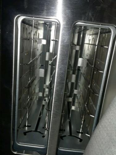 Cuisinart Stainless 2-Slice Brushed *