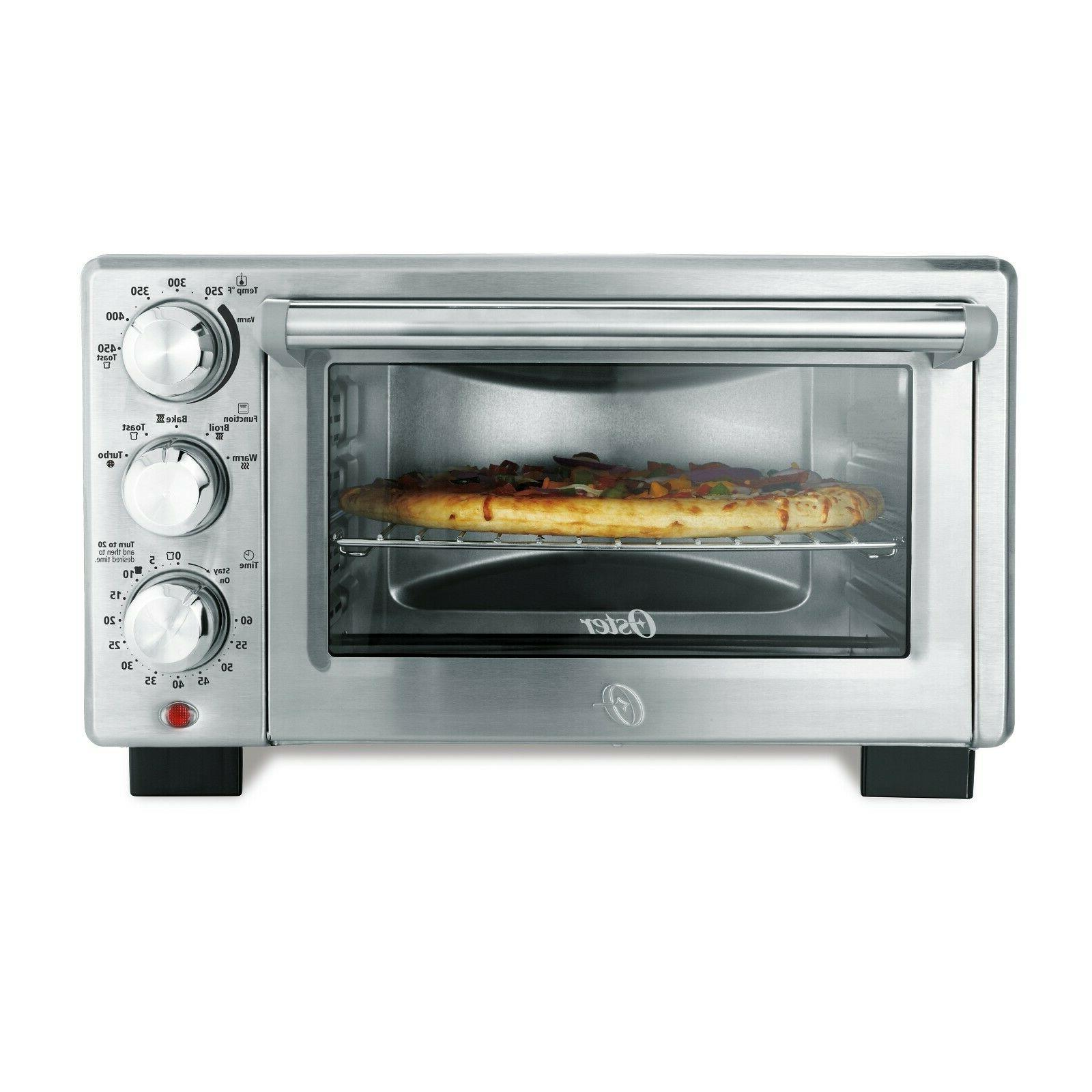 Oster Designed Countertop Toaster Stainless Steel