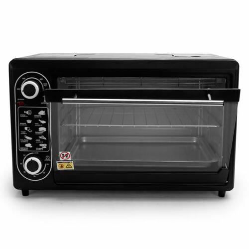 """Electric Oven 21"""" Steel"""