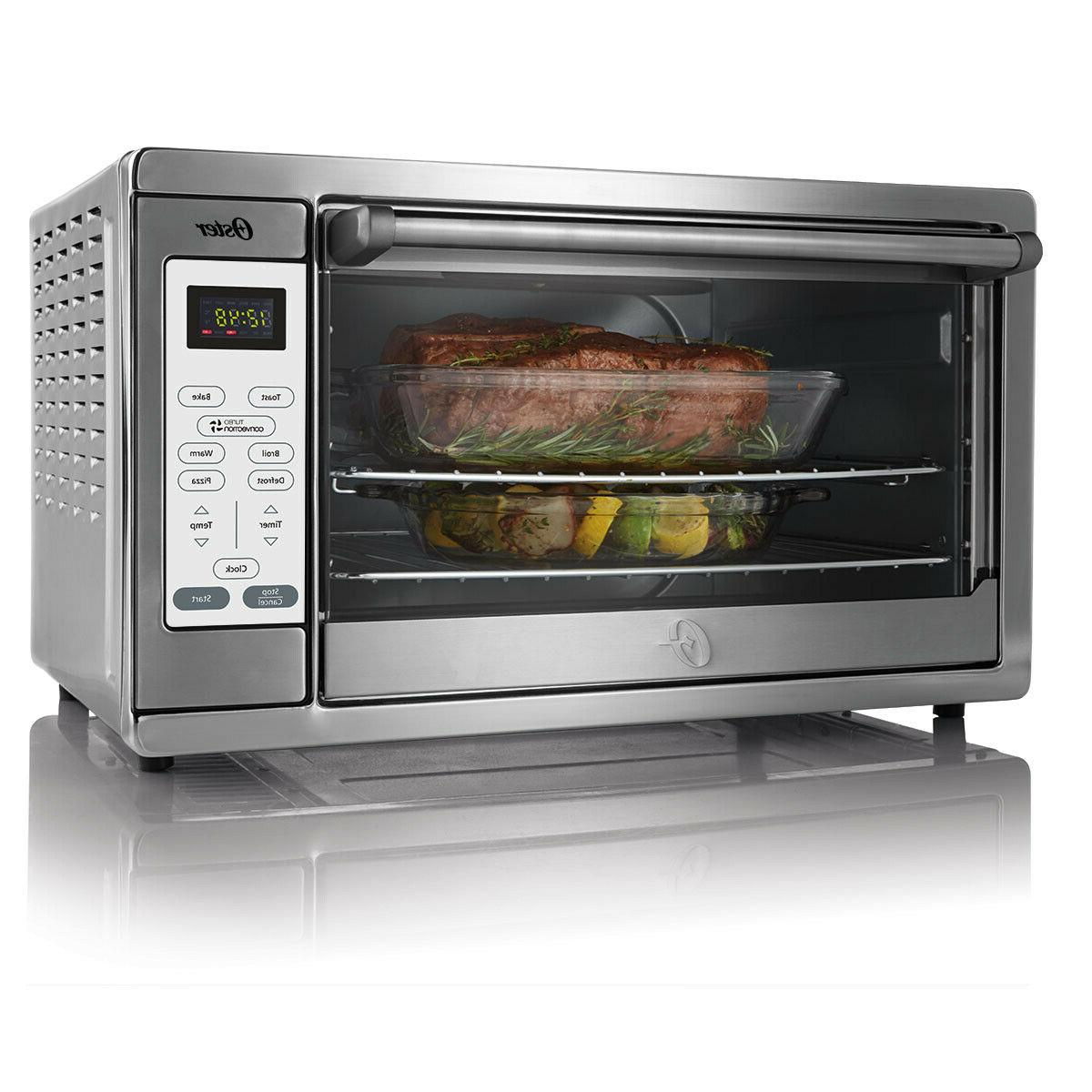 Oster TSSTTVXLDG Extra Large Digital Convection Toaster Oven