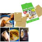 Microwave Toaster Bags Grilled Cheese Bake Egg Sandwich Reus