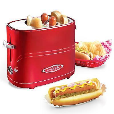 Nostalgia Hot Toaster, Mini W...
