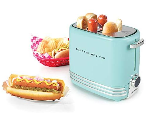 Nostalgia Dog and Buns Toaster