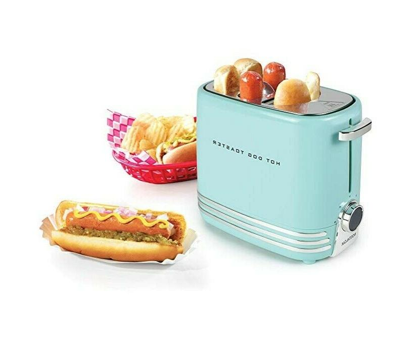 Nostalgia HDT900AQ Dog Pop-Up Toaster