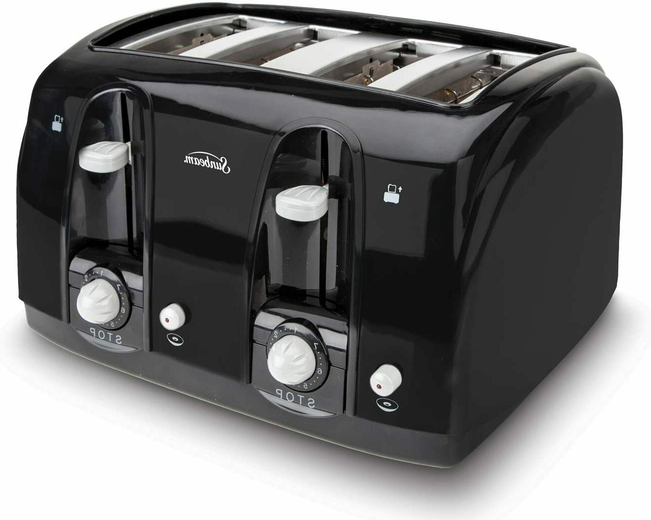 Extra Wide Slot Toaster 7 Settings