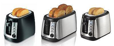 Hamilton Beach Keep Warm Toaster, 3 Styles