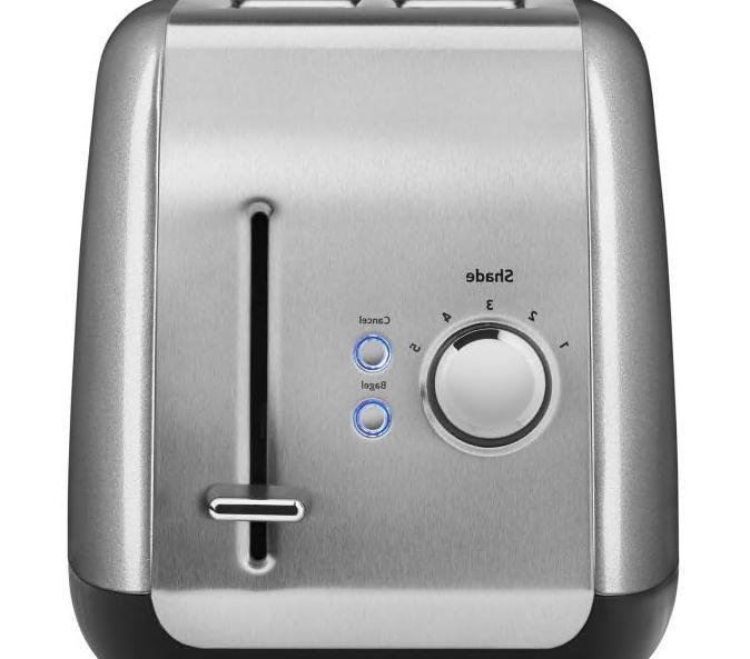 KitchenAid Toaster - Brushed KMT2115SX 100%