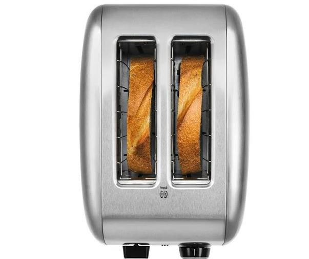KitchenAid 2 Slice Toaster - KMT2115SX NEW