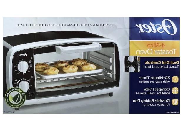 Latest TSSTTVVG01 Oven - 4 Slice - Black