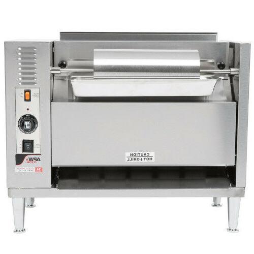APW Wyott M-83 Electric Countertop Bun Grill Conveyor Toaste