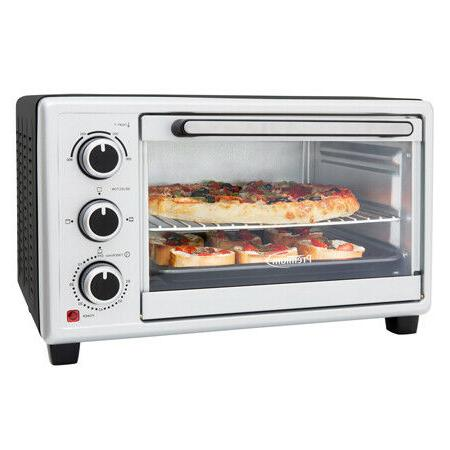new 6 slice toaster broil oven 11