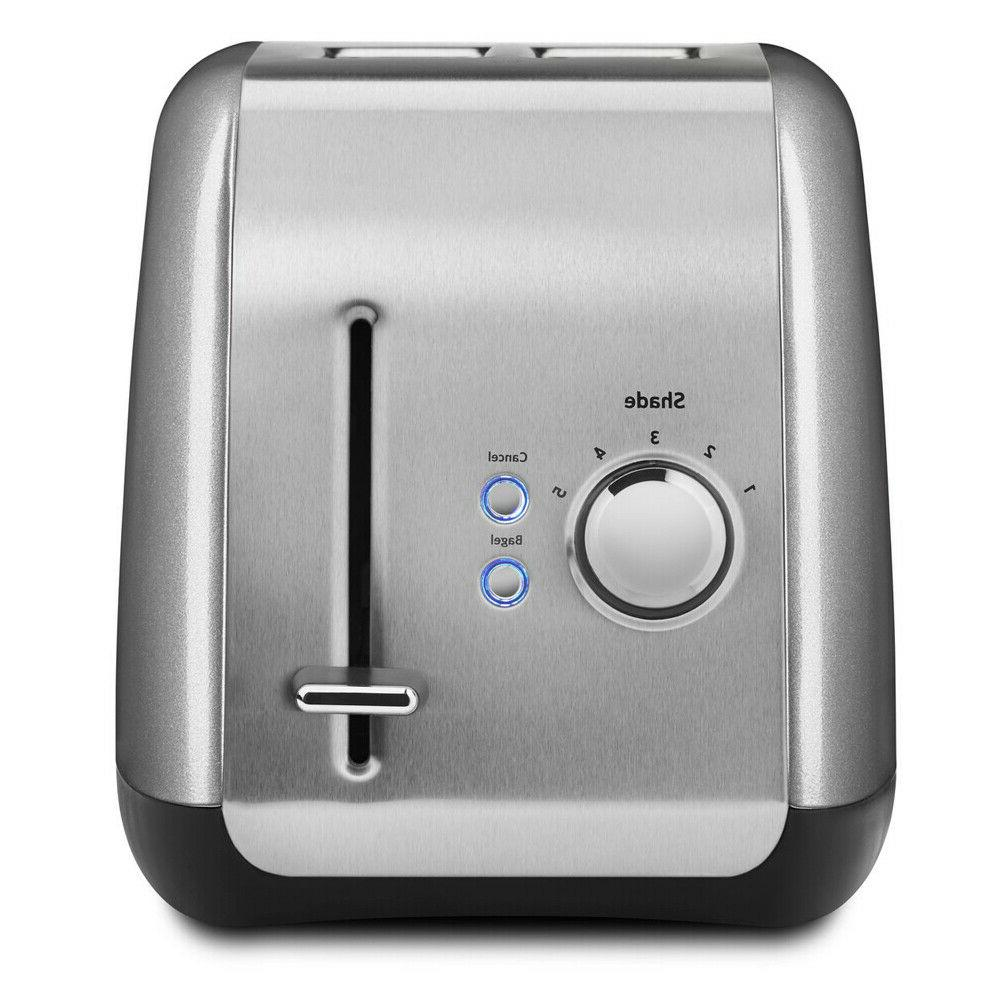 NEW KitchenAid Toaster with Manual Lever