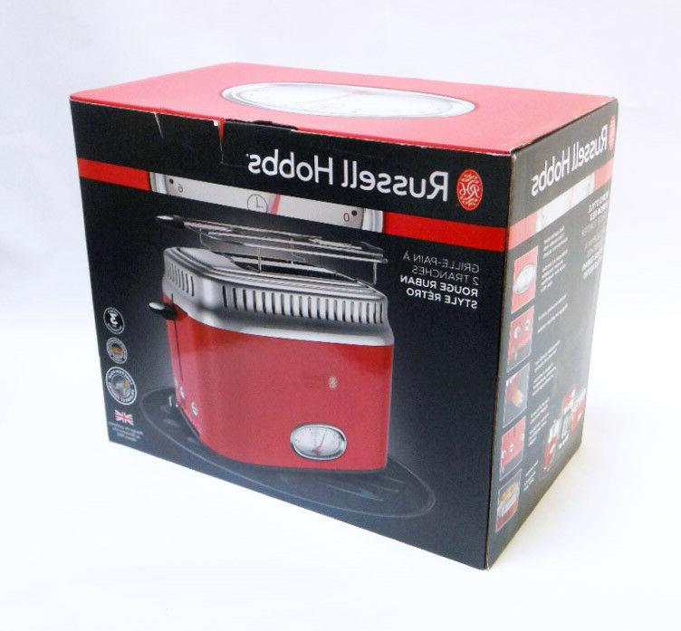 NEW Style Toaster | Red