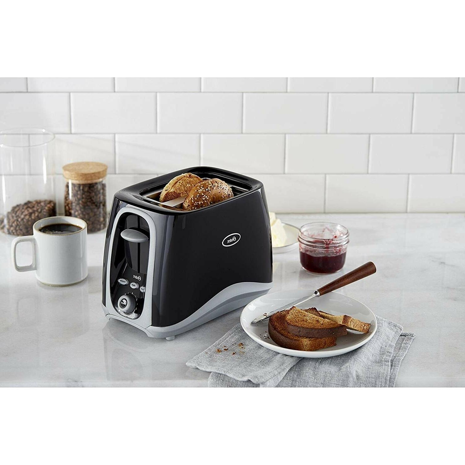 Oster Toaster, Black