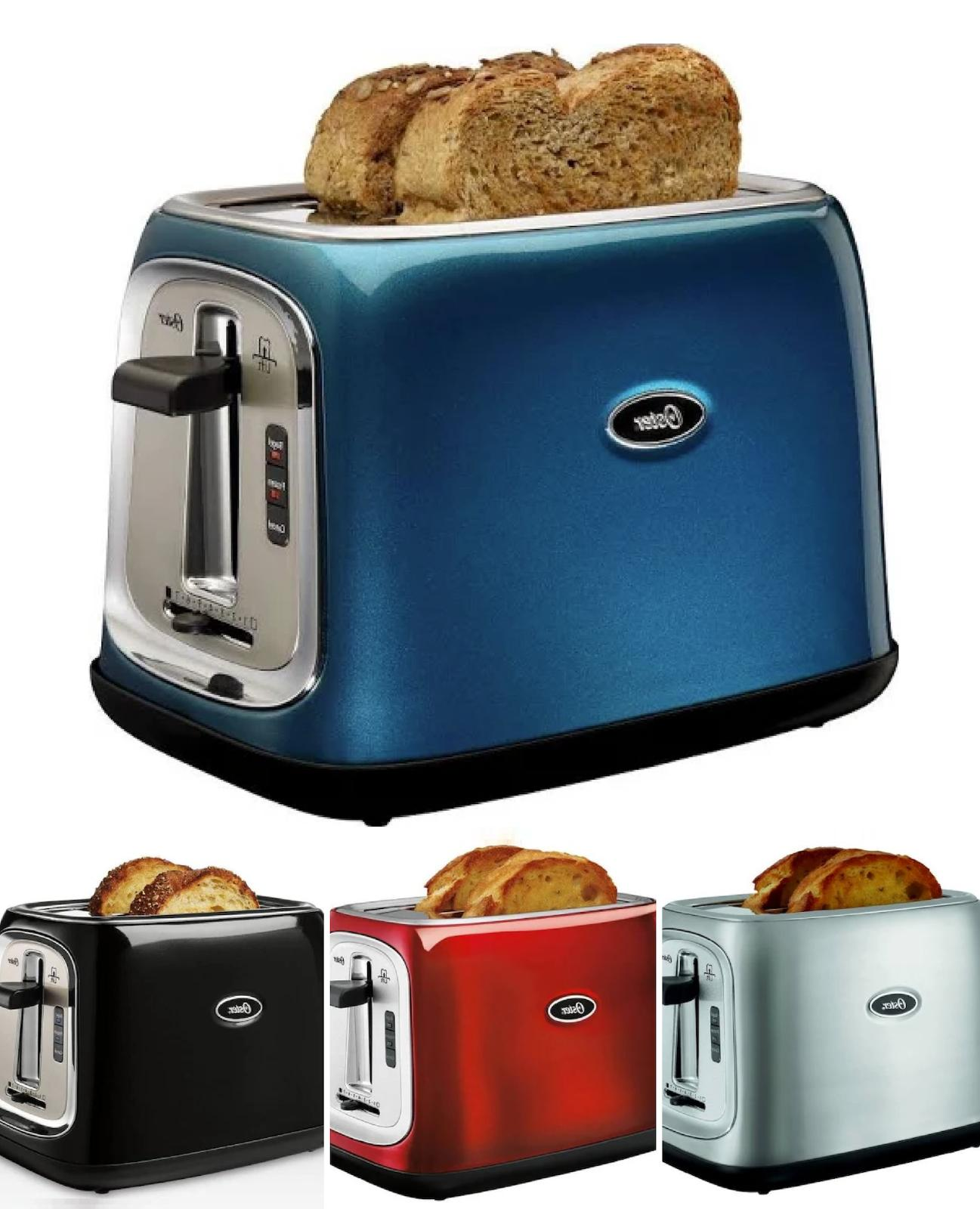 Oster Special sale TSSTTRJB0T 2-Slice Toaster - 4 Fashion Co