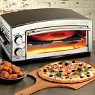 Pizza Maker Oven Countertop Toaster DIY Stainless Steel Bake