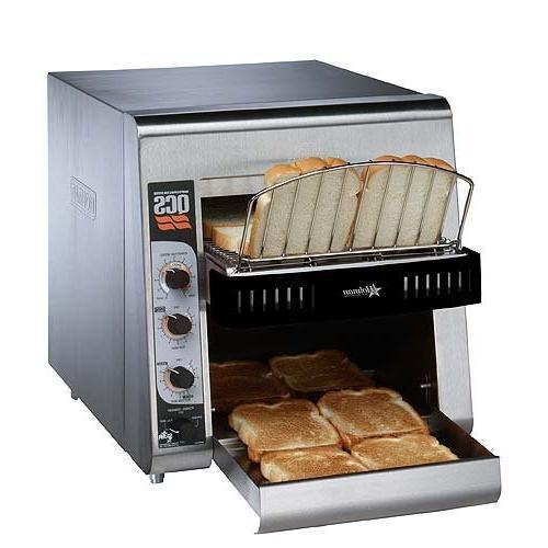 qcs2 500 conveyor toaster