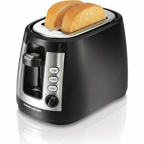 retractable cord 2 slice toaster model 22810