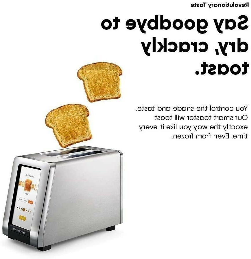 Smart Steel Toaster