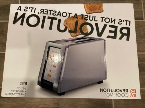 revolution cooking r180 high speed smart toaster