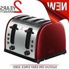 Russell Hobbs RU-21301 Legacy 4-Slice Toaster│2 & 4 SLICE
