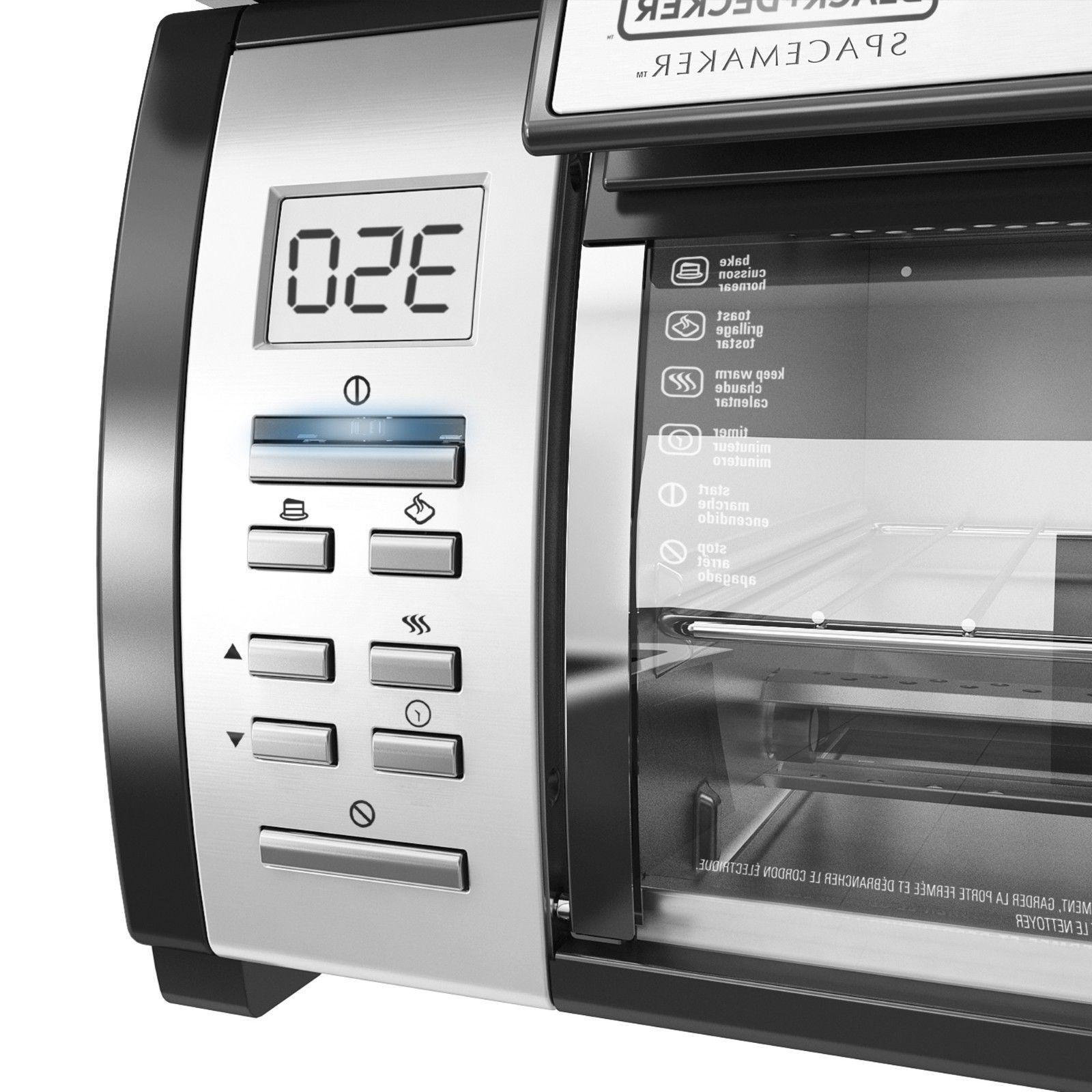Space Oven Digital Kitchen Timer