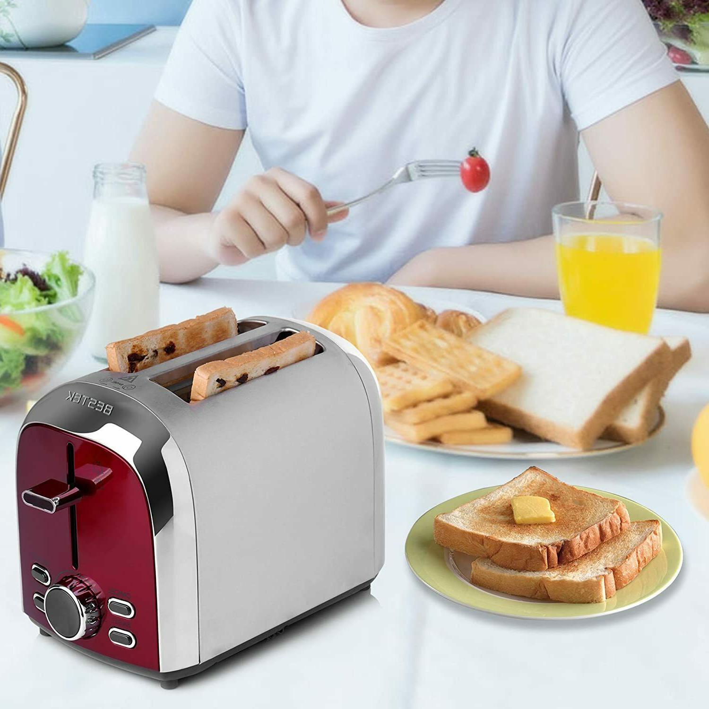 Digital Toaster, Slot for Bagel