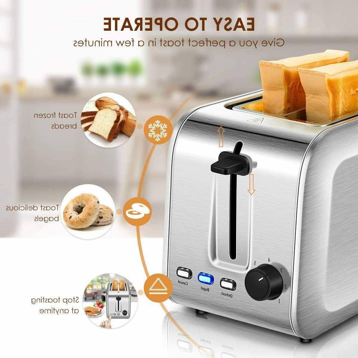 REDMOND Slice Toaster Shade