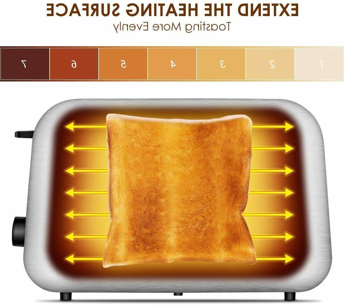 REDMOND Slice 7 Bread Shade ST213