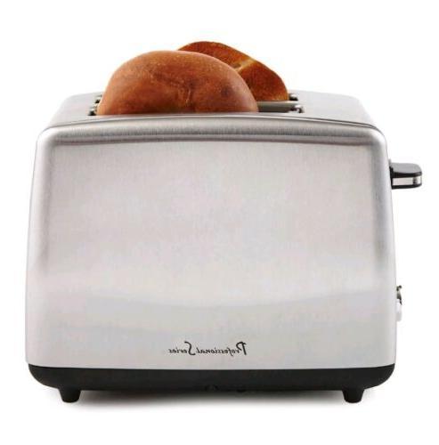 Professional 2-Slice Toaster