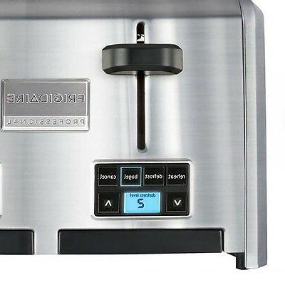 Frigidaire Professional Stainless 4-Slice