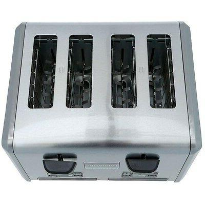 Frigidaire Professional Stainless Steel 4-Slice Toaster
