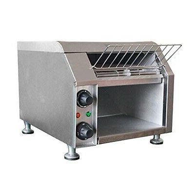 stainless steel conveyor toaster 13 5 x