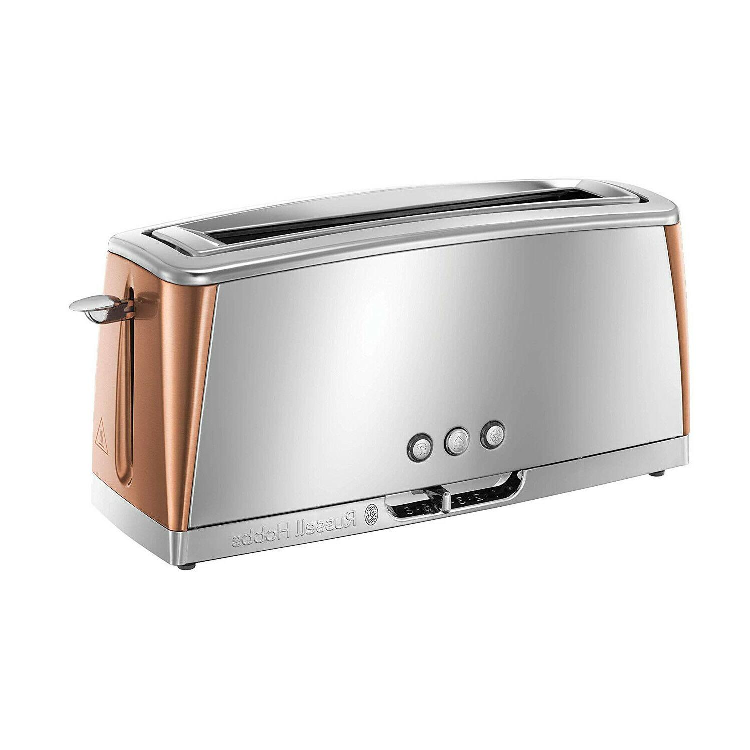Russell Stainless Luna 2 Slot Toaster - 24310
