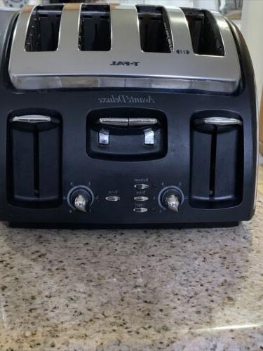 T-Fal 4 Slice Bagel Toaster