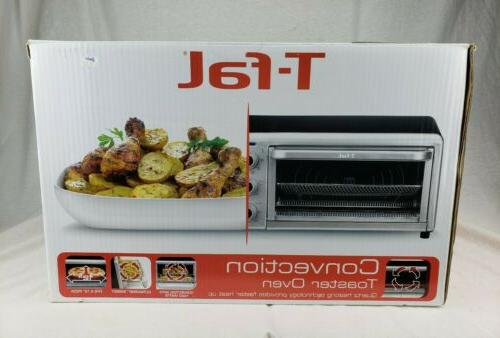 t fal convection toaster oven with quartz